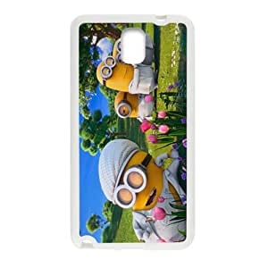 Minions Case Cover For samsung galaxy Note3 Case