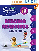 #2: Kindergarten Reading Readiness Workbook: Activities, Exercises, and Tips to Help Catch Up, Keep Up, and Get Ahead (Sylvan Language Arts Workbooks)