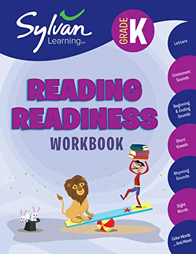 Kindergarten Reading Readiness Workbook: Activities, Exercises, and Tips to Help Catch Up, Keep Up, and Get Ahead (Sylvan Language Arts Workbooks)