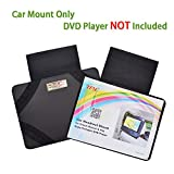 TFY-Car-Headrest-Mount-for-SYLVANIA-SDVD9805-Portable-DVD-Player-2-Pieces