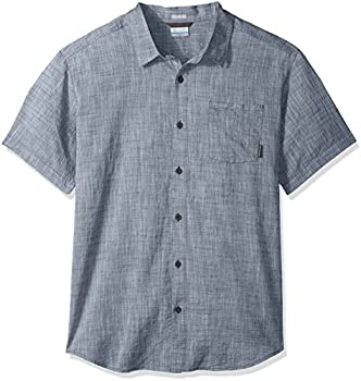 Columbia Men's Under Exposure Yarn-Dye Shirt