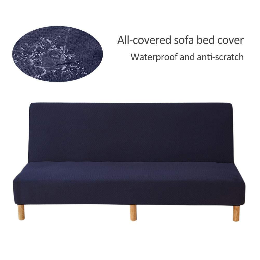 Oshide plegable sof/á cama simple cubierta impermeable del sof/á Cubierta el/ástica cubierta universal cubierta sof/á tres-cubierto del sof/á