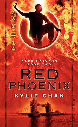 (Red Phoenix: Dark Heavens Book Two (Dark Heavens Trilogy 2))