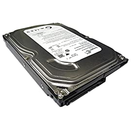 Seagate Pipeline HD ST3500414CS 500GB 5900RPM 16MB Cache SATA II 3.0Gb/s 3.5in Internal Hard Drive (PC, RAID, NAS, CCTV… 7 500GB Capacity, 5900RPM Rotation Speed, 16MB Cache 3.5in Internal Hard Drive, SATA2, Heavy Duty, Low Power & Quiet Works for PC, NAS, NVR, Surveillance CCTV DVR
