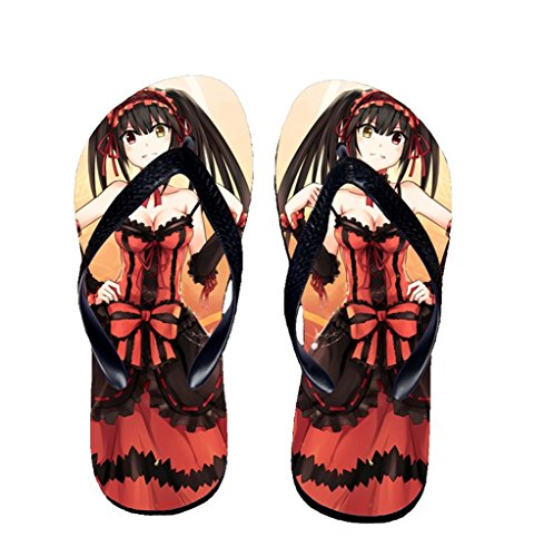 Unisex Flops Chanclas A Anime 452 Date Flip Live Bromeo Ax6RwgfqW