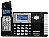 RCA RCA-25252 Dect_6.0 1-Handset 2-Line Landline Telephone - 2 Pack