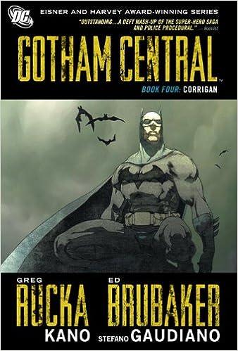 Gotham Central HC Vol 04 Corrigan