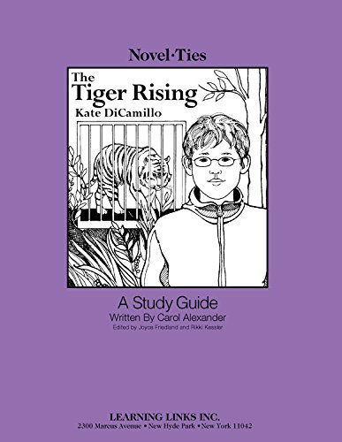 Download Tiger Rising: Novel-Ties Study Guide pdf