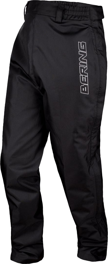 L Bering Pantalon moto QUICK Noir Noir