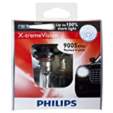 Philips 9005 X-tremeVision Upgrade Headlight Bulb (Pack of 2)
