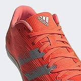 adidas Adizero Long Jump Spikes Men's, Orange, Size