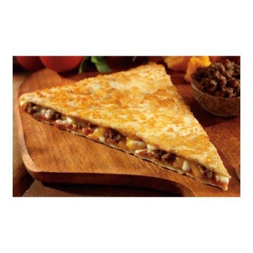 Conagra The Max Chicken Slice Quesadilla Pizza 5 Ounce  48 per case