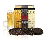 Physique Tea Weight Loss Jump Start, Physique Tea Coral, Onyx & Pearl Japanese Oolong & Pu-Erh Jump Start Sachets, Aids Weight Control, 15 Pack