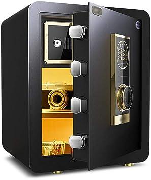 GYH Cajas fuertes Caja Fuerte, Caja de Seguridad Digital Montada En La Pared Caja de Efectivo