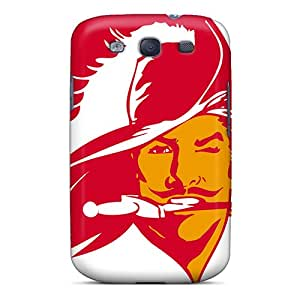 Hard Plastic Galaxy S3 Case Back Cover,hot Tampa Bay Buccaneers Case At Perfect Diy