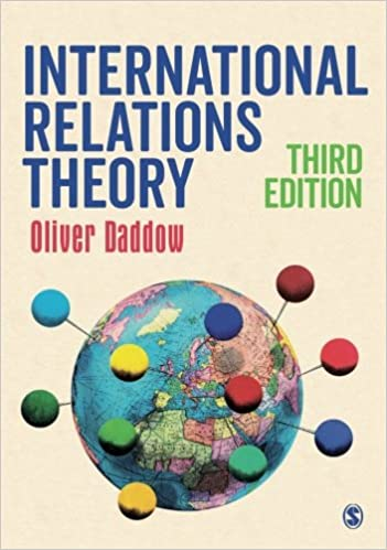 Amazon com: International Relations Theory (9781473966581