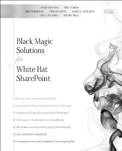 Wendy Black And White (Black Magic Solutions for White Hat SharePoint)