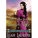 Mail Order Bride: A Banker's Wife (Ladies of The Frontier) (A Western Romance Book)