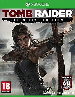 Square Enix Tomb Raider: Definitive Edition, Xbox One Xbox One ...