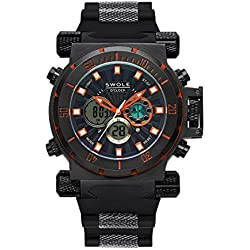 Swole O'clock Vulcan Men's Watch