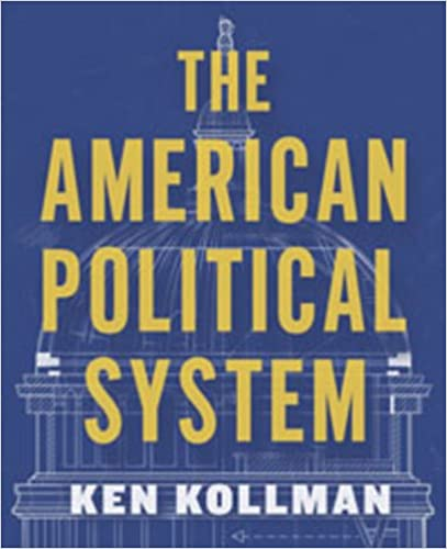 Book The American Political System (Full Edition (with policy chapters))