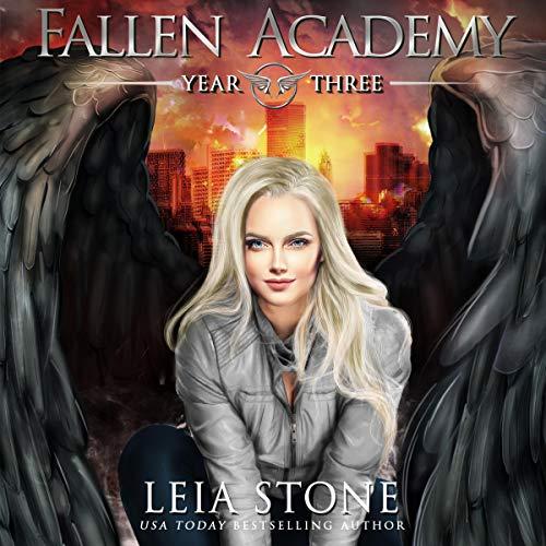 Pdf Fiction Fallen Academy: Year Three