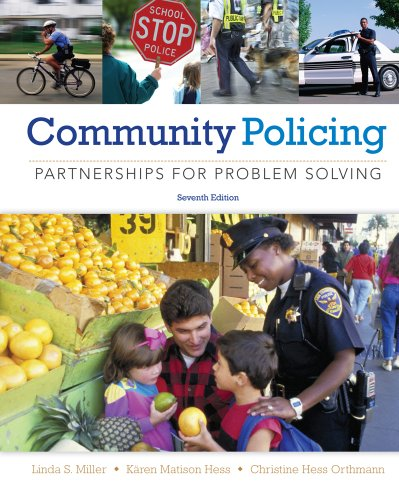Download Community Policing: Partnerships for Problem Solving Pdf