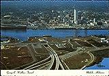 George C. Wallace Tunnel Mobile, Alabama Original Vintage Postcard