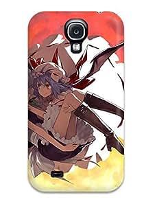 For Iphone 5c Tpu Phone Case Cover(touhou Dress Moon Izayoi Sakuya Shortwhitetwo Girls Remilia Scarlet)