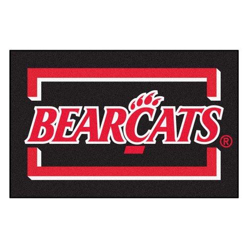 FANMATS NCAA University of Cincinnati Bearcats Nylon Face