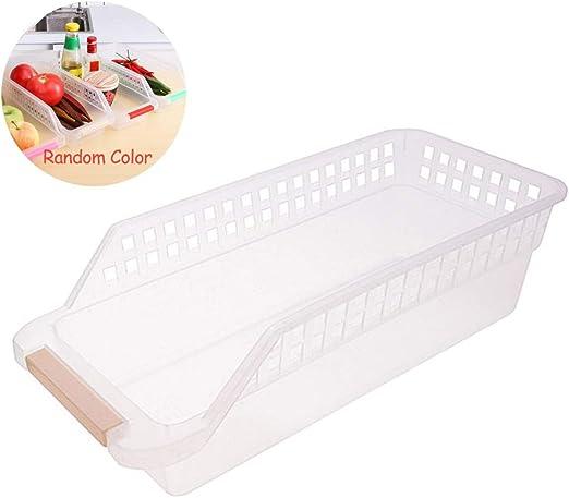 Bweele Organizador de Caja de Almacenamiento de plástico para ...