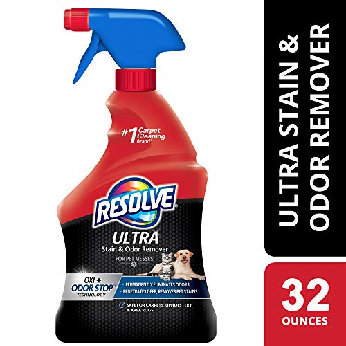 Resolve Ultra Stain Remover Messes product image