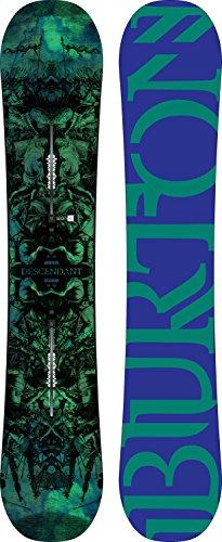 Burton Descendant Snowboard Mens Sz (Burton Rocker)