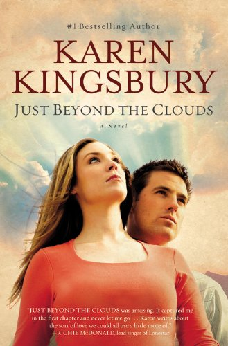 Image result for just beyond the clouds