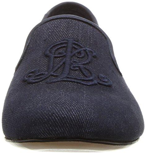 Lauren Ralph Lauren Frauen Coleena III Loafer Blau