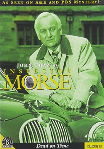 Inspector Morse: Dead on Time - Collection Set (Morse Dvd Set)