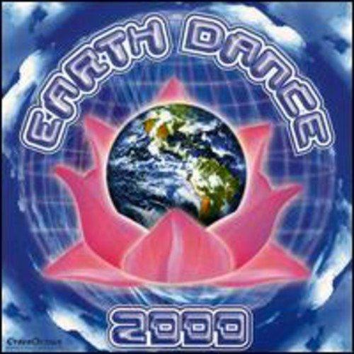 CD : VARIOUS ARTISTS - MOBY - GROOVE ARMADA - ORBITAL - JIM KELTNER - UNDERWORLD - AFRO CELT SOUND SYSTEM - LUNATIC CALM - BREAKBEAT ERA - EAT STATIC - Earth Dance 2000 (2PC)
