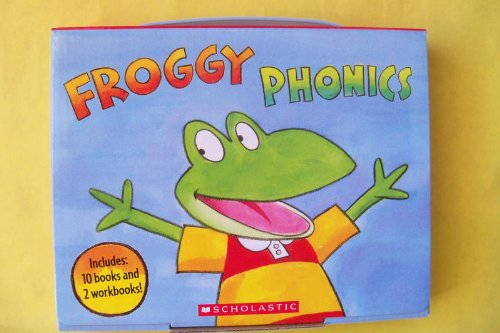 [Froggy Phonics Boxed Set 12 Books] (Froggy Collection)