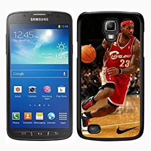 PAN Personalized Design Cleveland Cavaliers Lebron James 9 Black Samsung Galaxy S4 Active i9295 Case