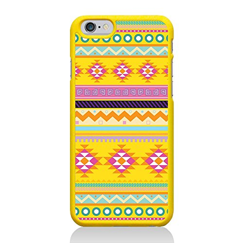 Call Candy Aztec 2Coque pour Apple iPhone 6/6S–Jaune