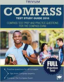 COMPASS Study Guide - Free COMPASS Practice Test