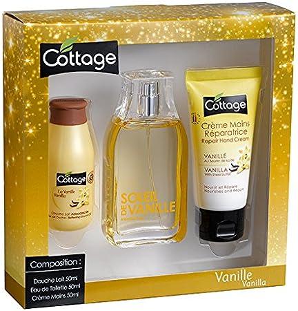 Cottage - Estuche de regalo con agua de colonia: Amazon.es: Belleza