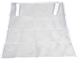 Sleeping Lamb Breathable Mesh Nursery Diaper Organizer Storage Bag Bedside Caddy for Baby Crib