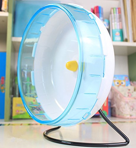 Be Good Pet Exercise Hamster's Wheel Running Spinner, Toy for Hamsters guinea-pigs 51tcRBn 2B6oL