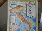 88th Infantry Division - Italian Campaign World War II Poster