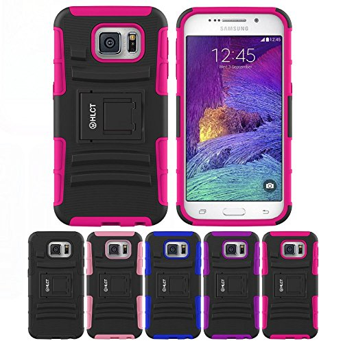 galaxy-s6-case-hlct-rugged-shock-proof-dual-layer-pc-and-soft-silicone-case-with-built-in-kickstand-
