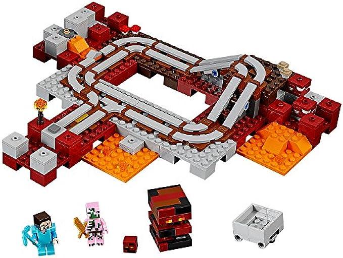 LEGO Minecraft  21130 הדרך המהירה