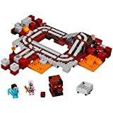 Toys : LEGO Minecraft The Nether Railway 21130