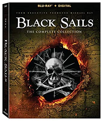 BLACK SAILS SSN1-4 COL DGTL BD [Blu-ray]