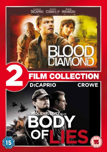Blood Diamond/Body of Lies Double Pack [DVD] [2012]|Body of Lies/Blood Diamond (2pk) [Import]